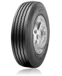 Unisteel G114 LHT Tires
